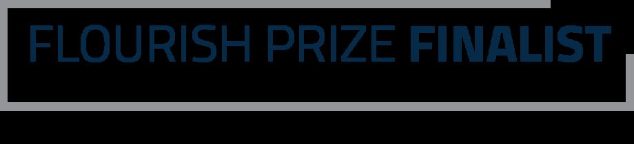 Flourish Prize Finalists stamp