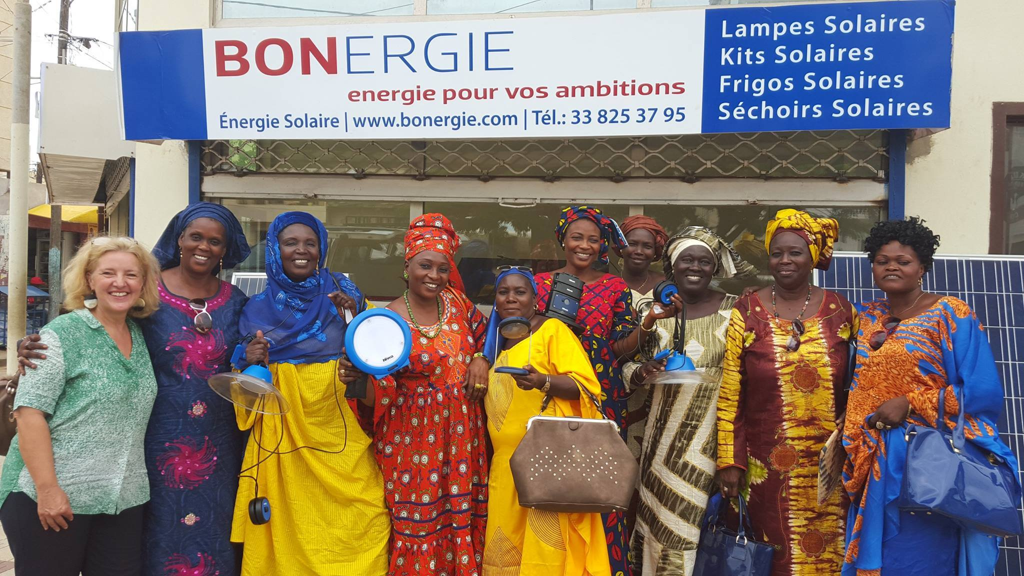 Solar Energy for the African Future