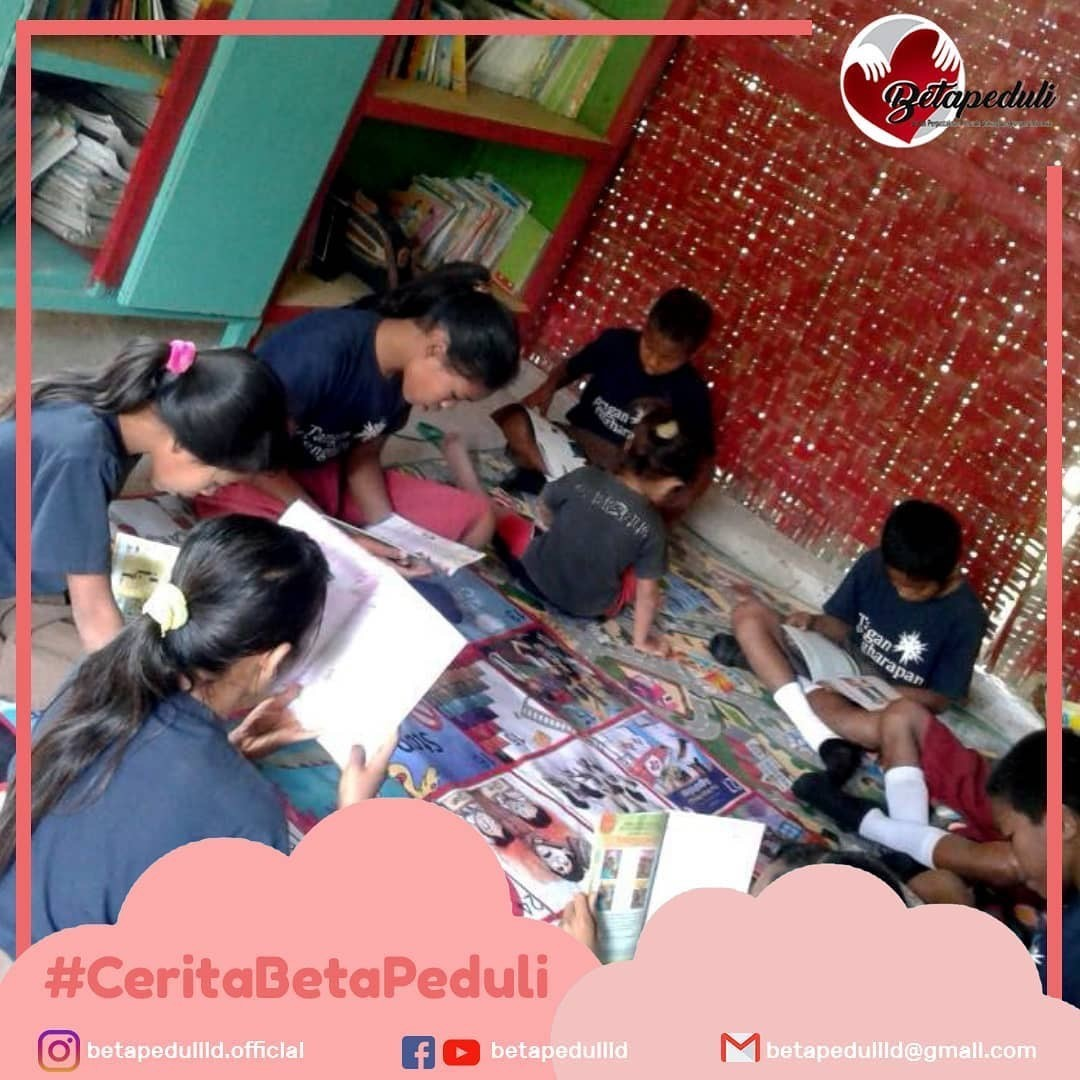 Beta Peduli Indonesia (Improving quality of education in rular area)