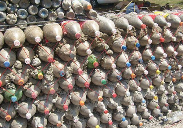 How to Make Affordable Houses with PET Bottles