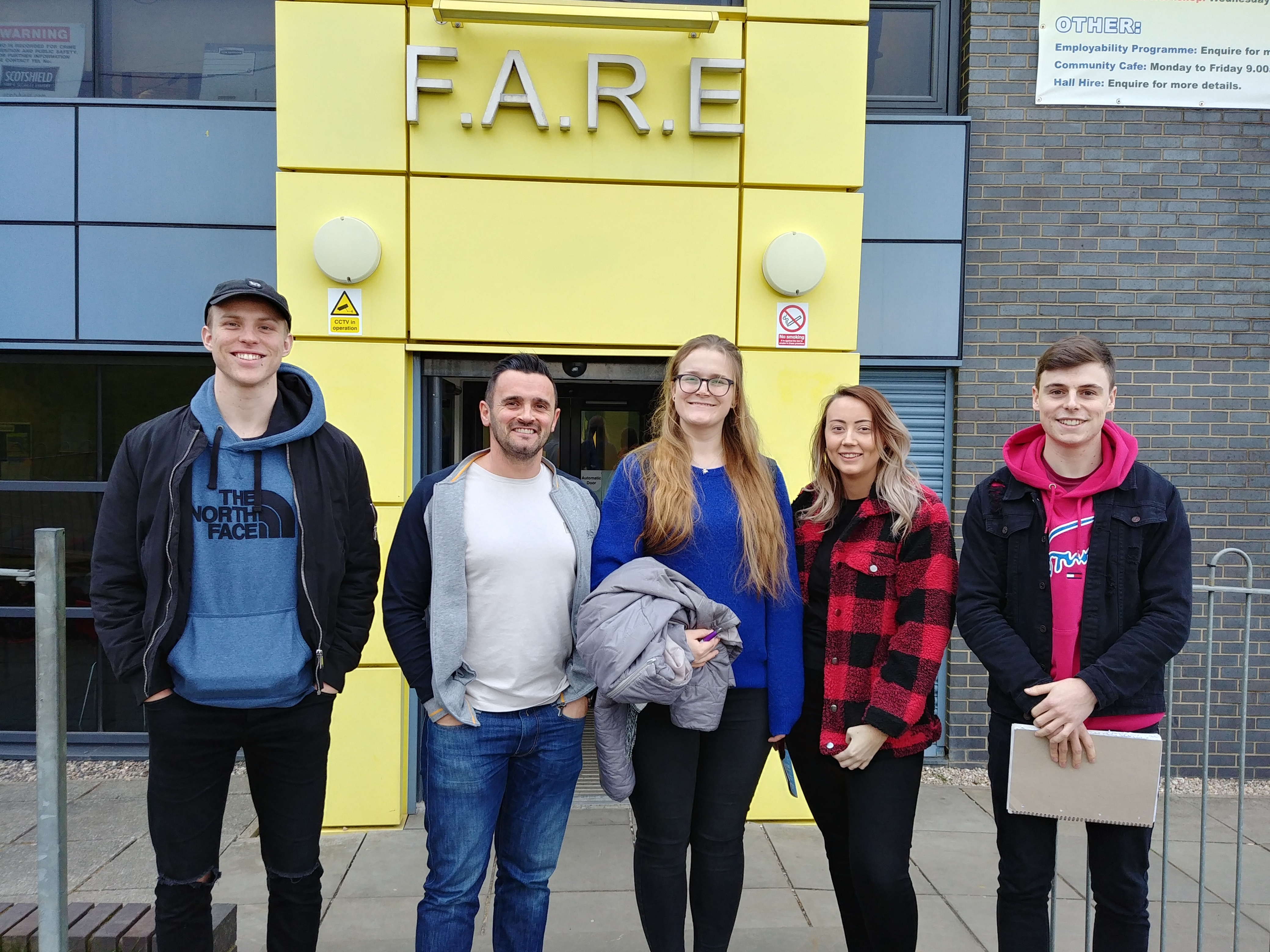 FARE - Family Action in Rogerfield and Easterhouse