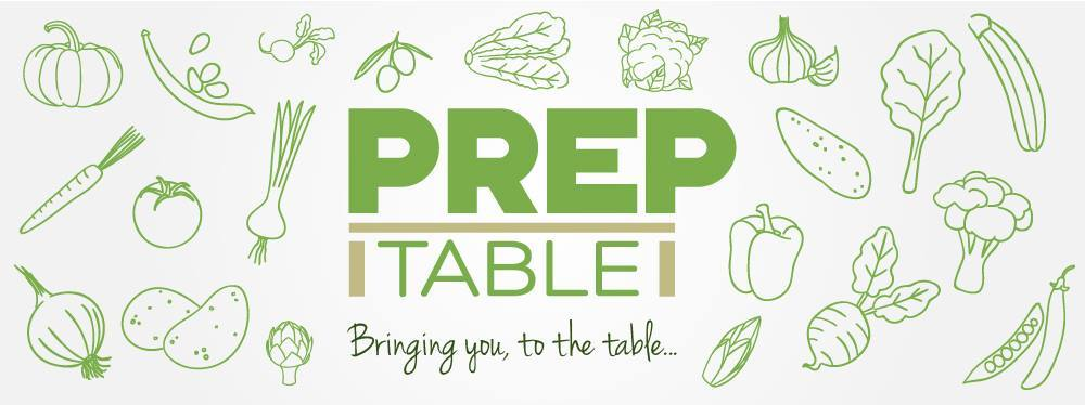 Prep Table