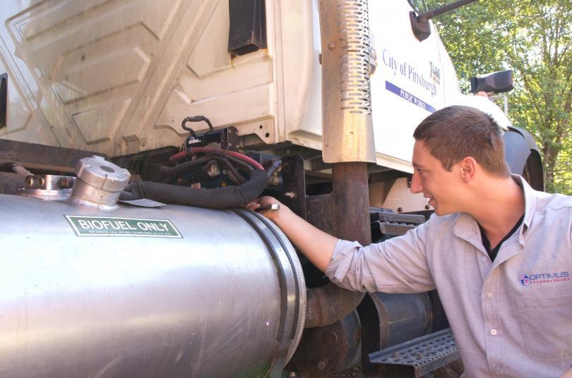 Biodiesel Commerical Fleets: It Just Makes Sense