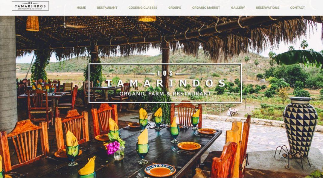 Los Tamarindos Restaurante / Granja