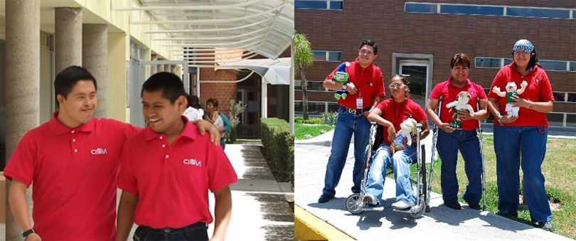 CINIA- A Company Where Disability is a Labor Competence