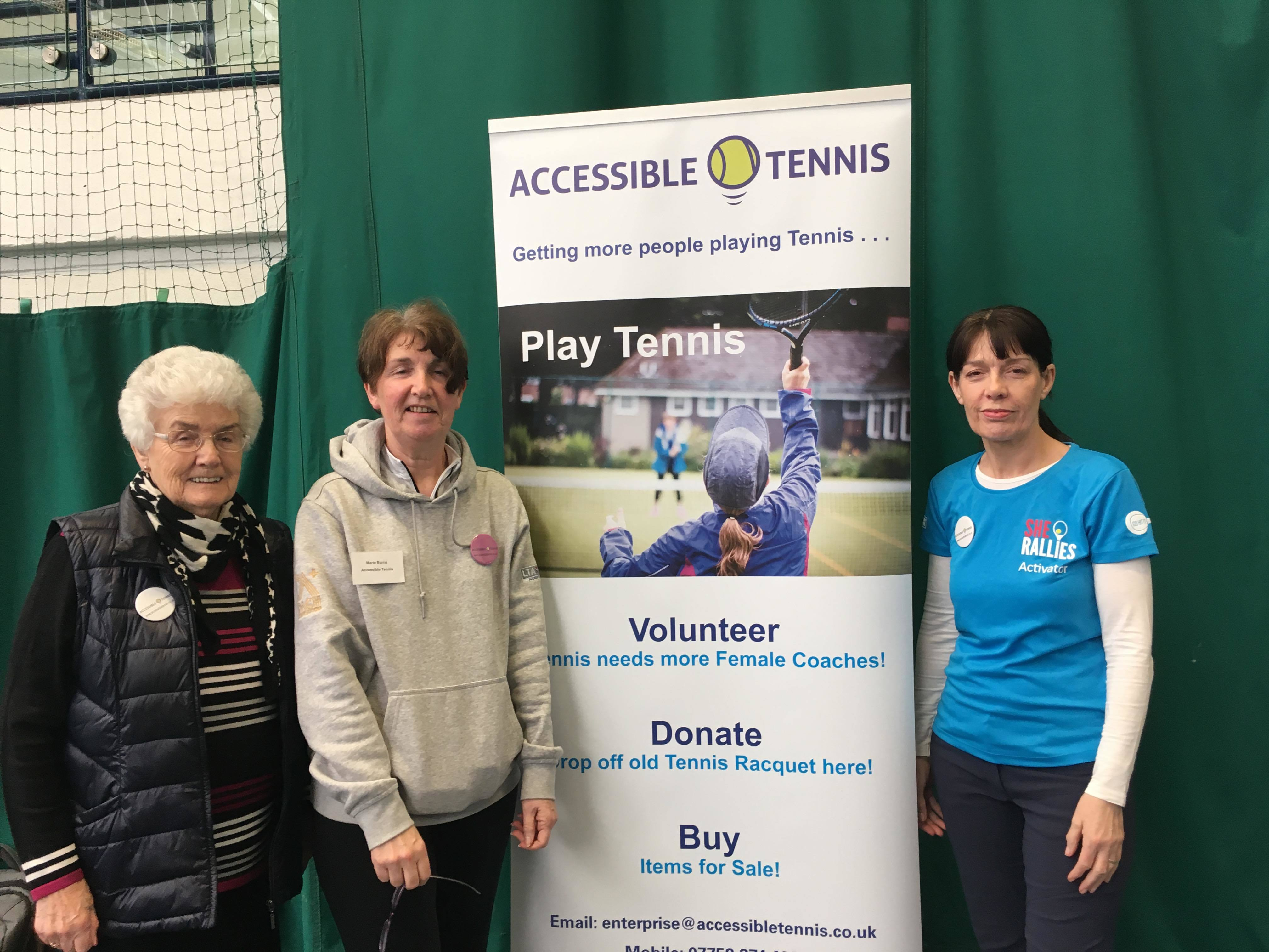Improving Social Inclusion Through Tennis
