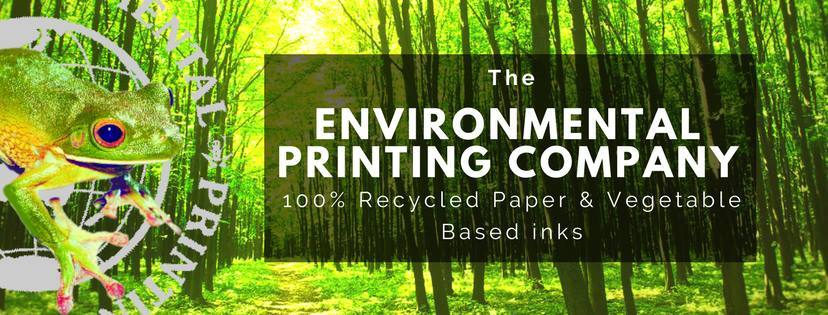 Sustainability Practice In Printing