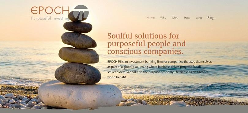 Soulful Solutions for Purposeful People and Conscious Companies
