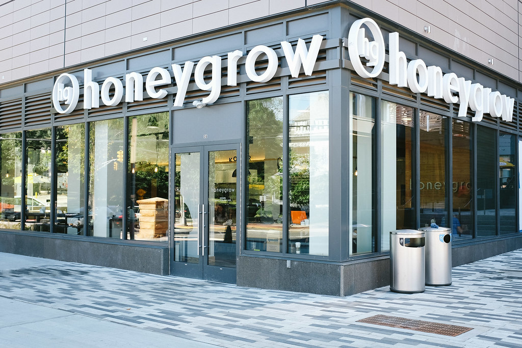 Fast Food the Healthy Way: with Honeygrow