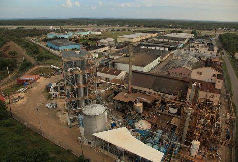 Sustainable Rum Distillery