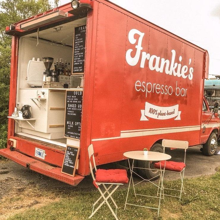 Frankie's Espresso Bar