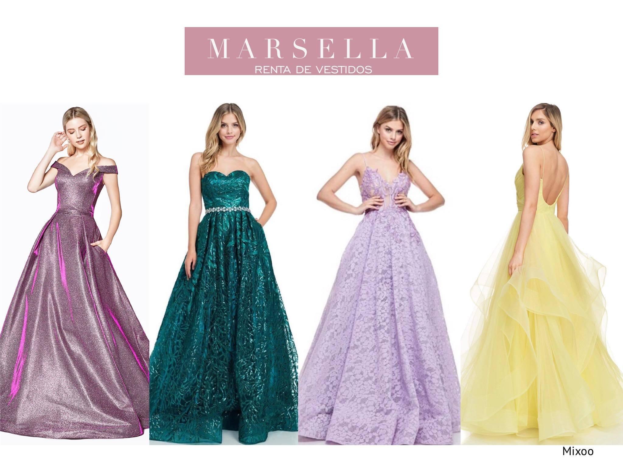 Renta de Vestidos / Clothing Rentals for Special Occasions