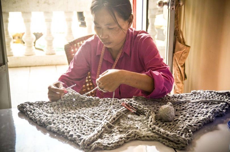 Zero Waste, Fair Fashion with Tonlé