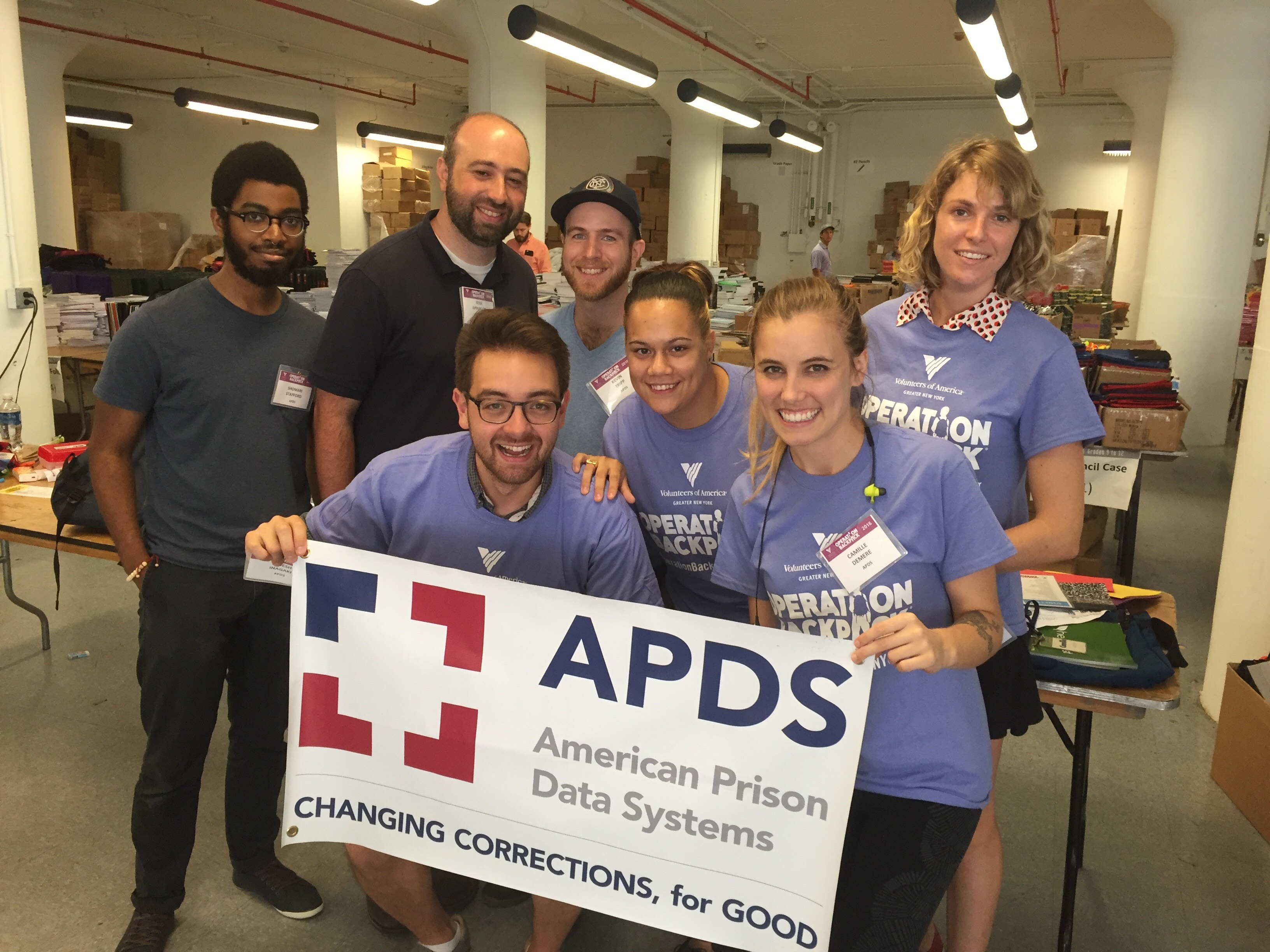 APDS is Changing Corrections for Good