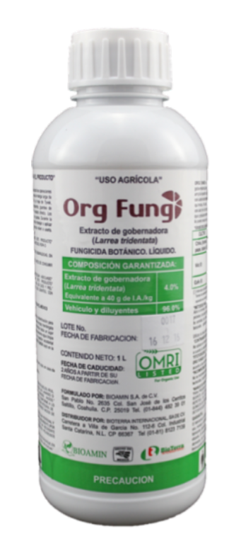 OrgFung: Maximizing Production of Crops with Zero Residues