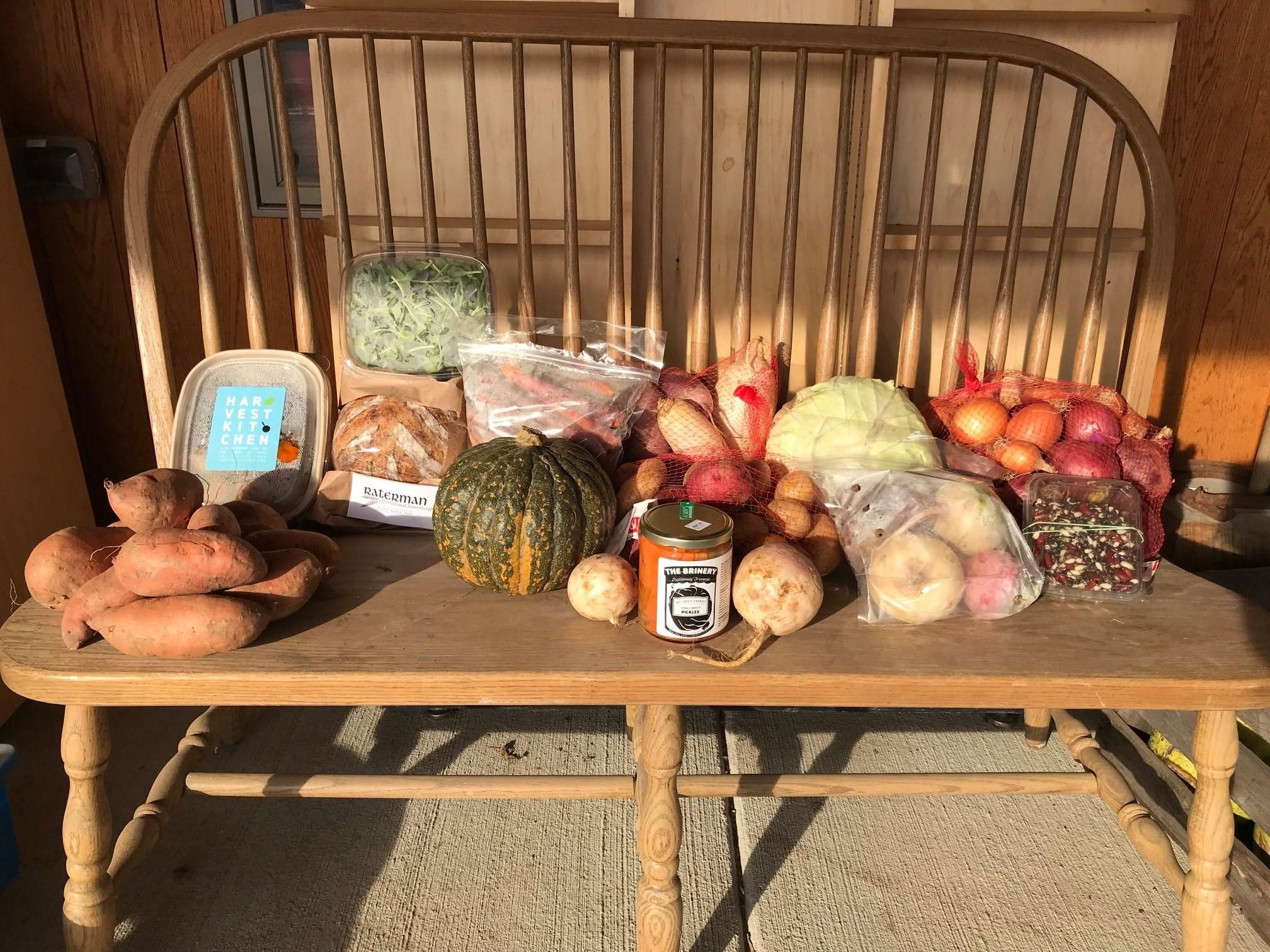 A Lifelong Devotion to Local: Washtenaw Food Hub