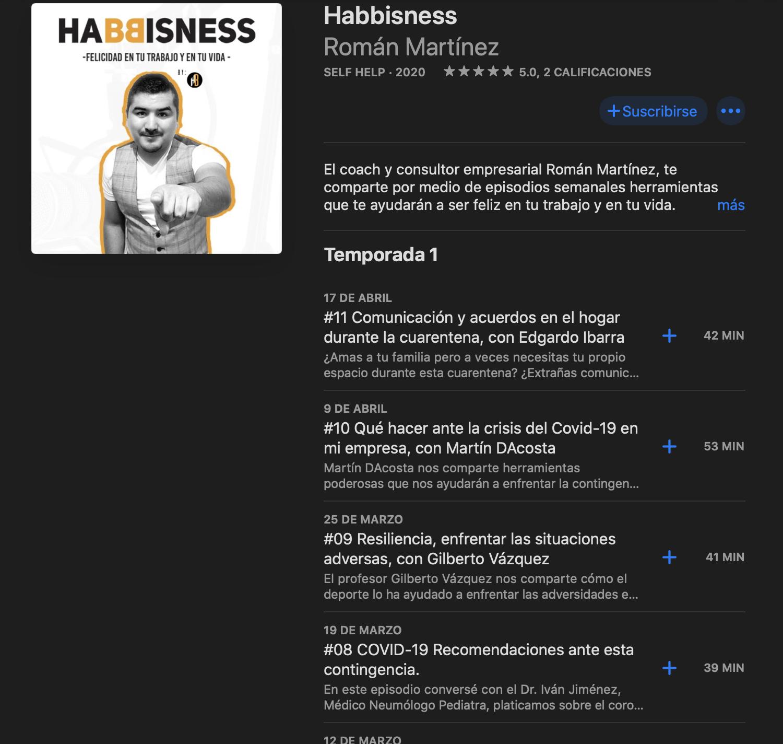 HABBISNESS
