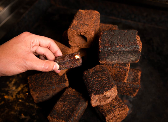 A Sustainable Way to Barbecue