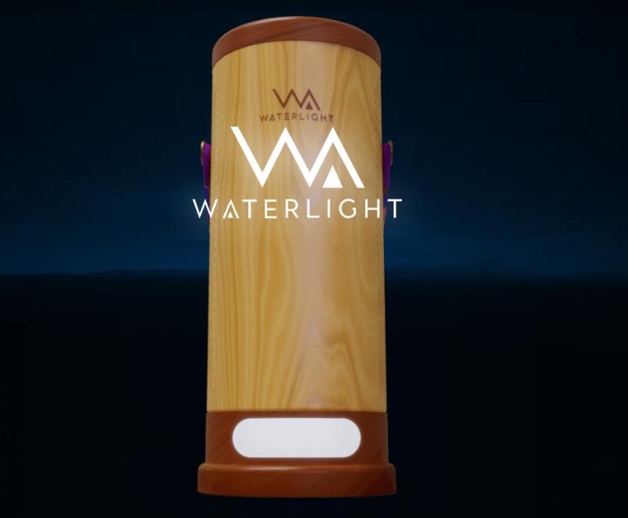 45 Days of Light with Half a Liter of Water / 45 Días de Luz con Medio Litro de Agua