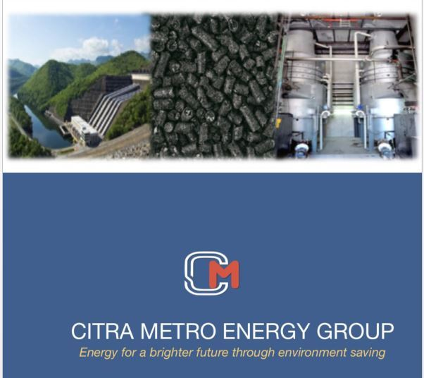 Waste to Energy by Citra Metro Group