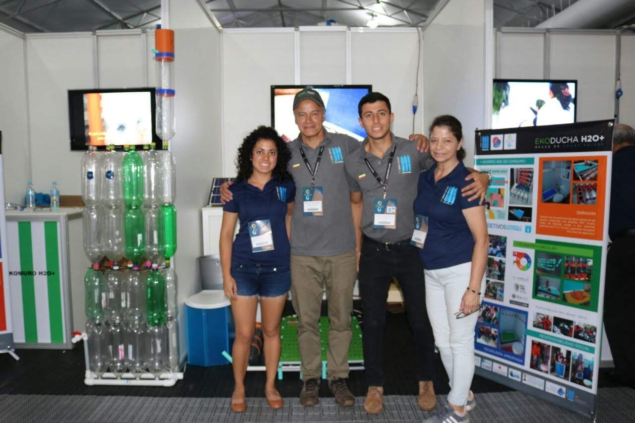 Rainwater Collector for Vulnerable Communities and Industry