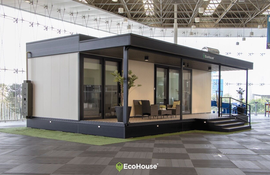 Sustainable Housing by EcoHouse