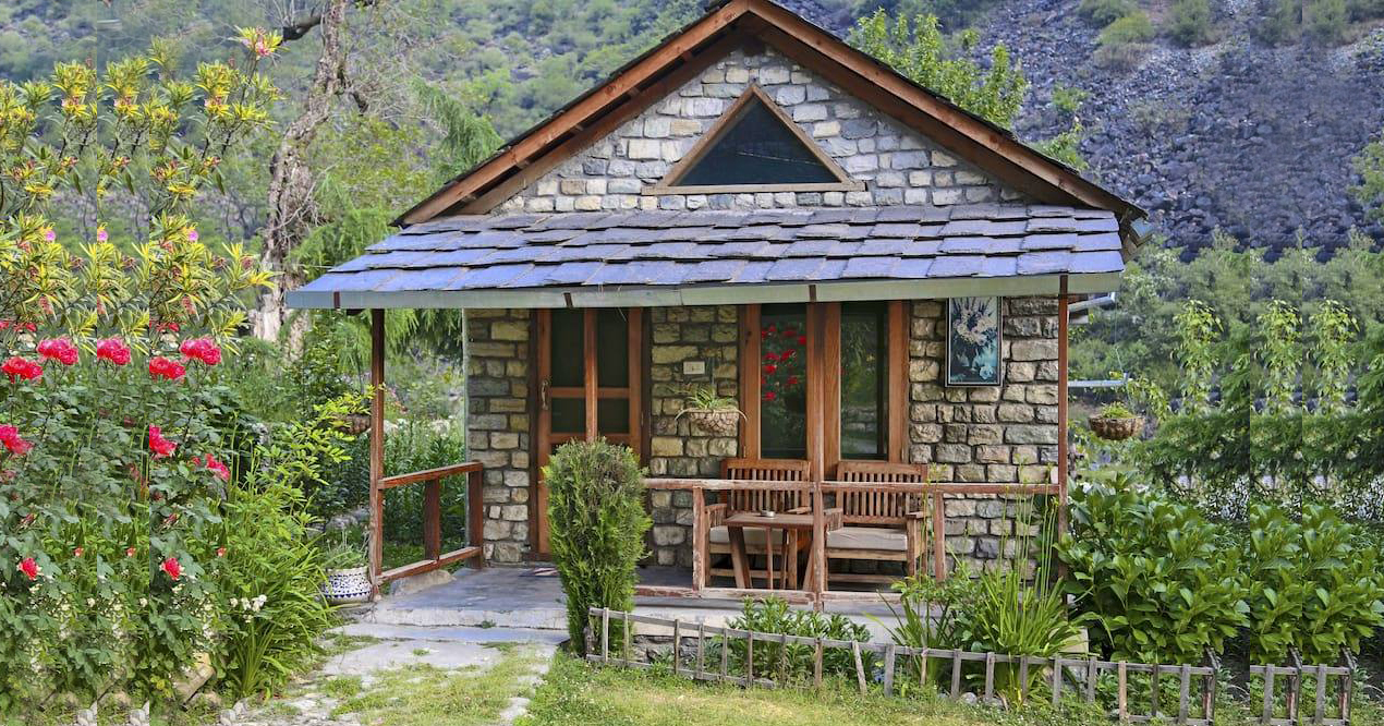 Eco- stays: A new way of tourism