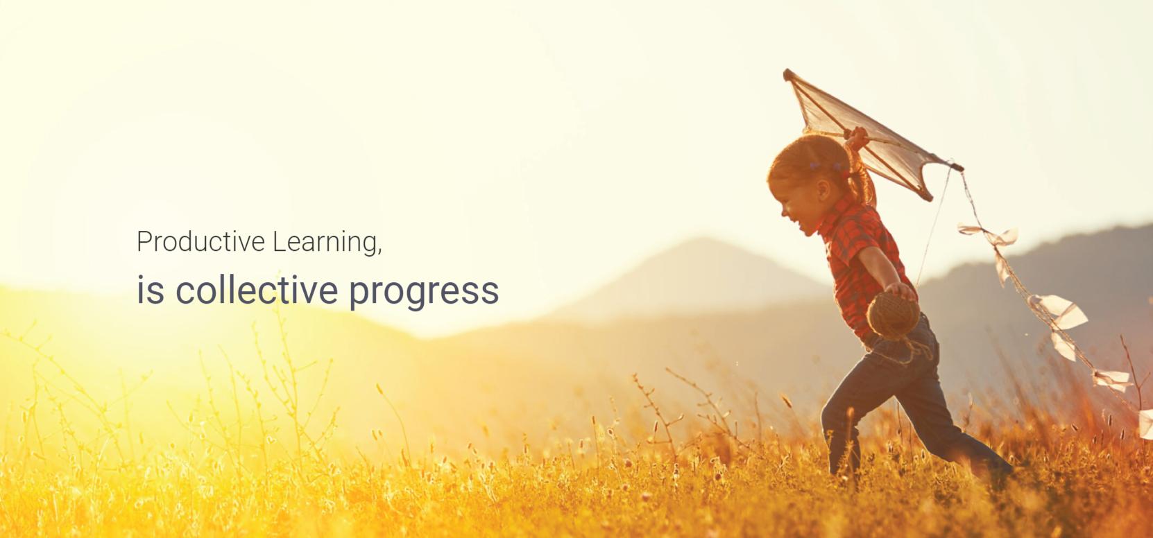 Productive Learning for the Collective Progress / Aprendizaje Productivo para El Progreso Colectivo