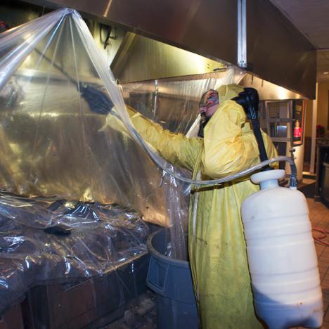 Prevención de Accidentes en Cocinas Industriales