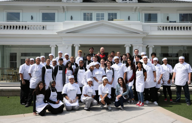 A Chef's Vision: From Feeding to Flourishing