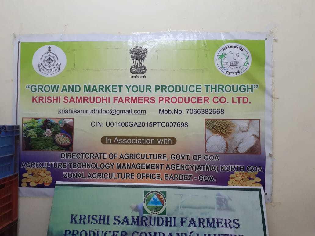 Krishi Samrudhi Farmers Producers Company Limited