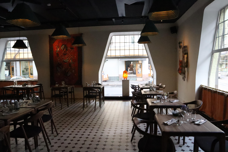 Zero-Waste Restaurant