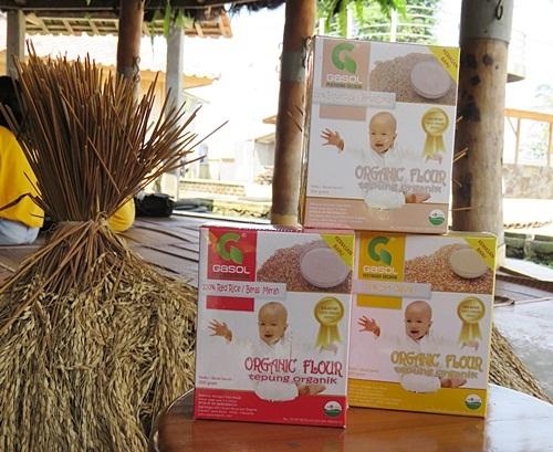 Gasol Organic Agriculture