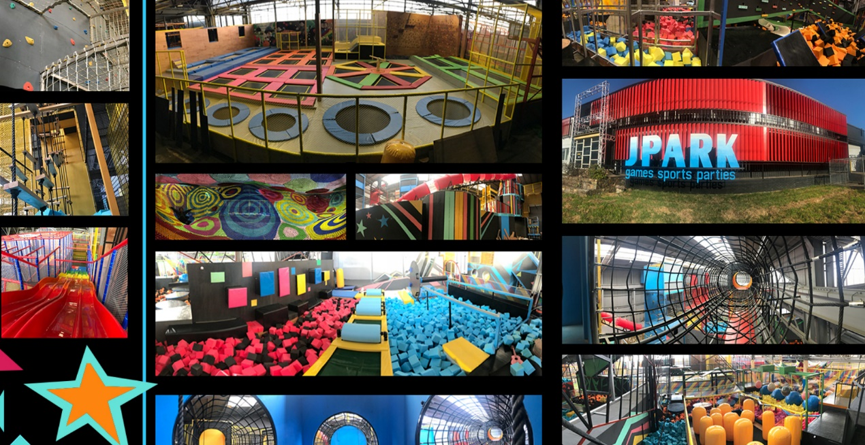 Innovative recreational facilities in the J-park