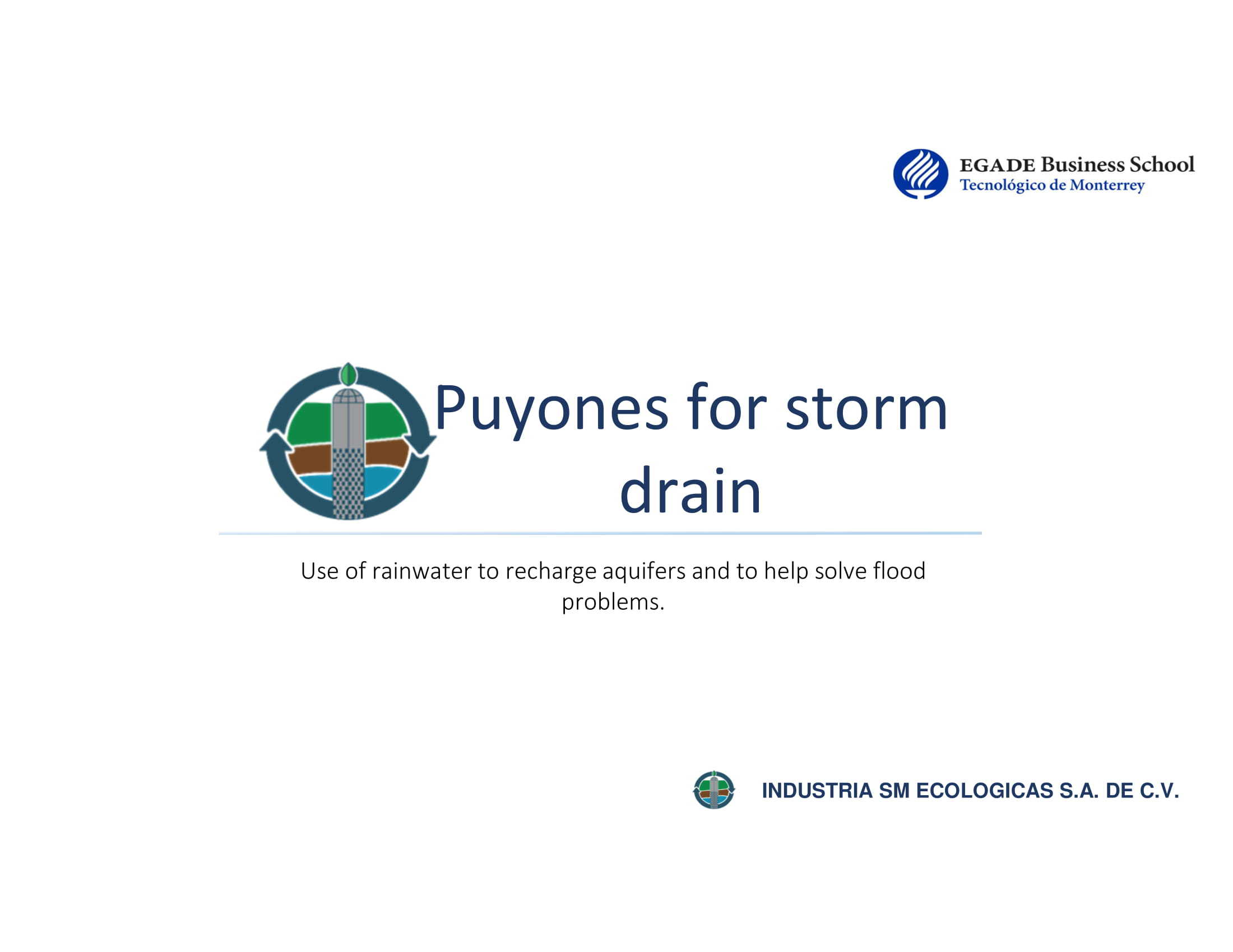 A Simple Way to Help Our Aquifer Mantles