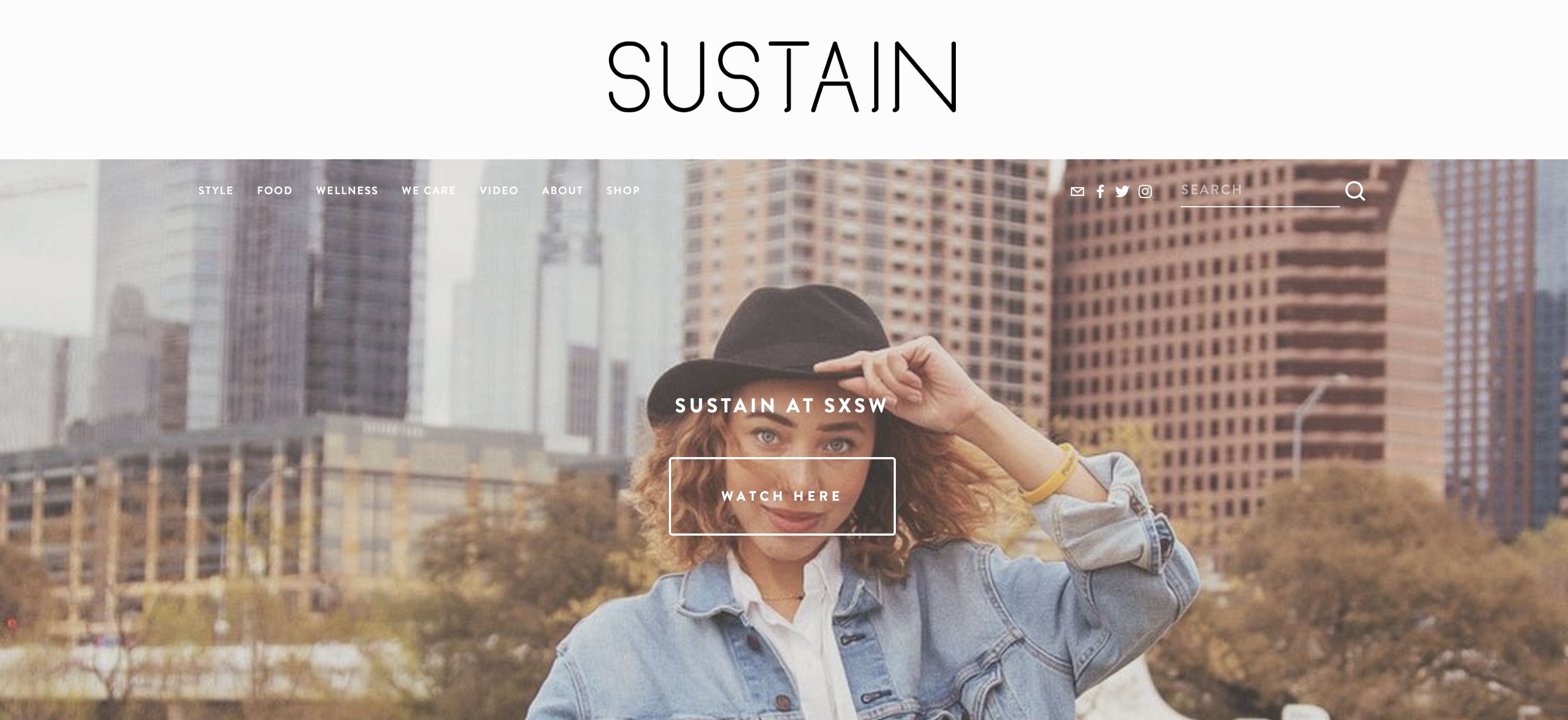 Sustain the Mag