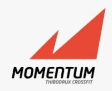 Momentum Thibodaux CrossFit