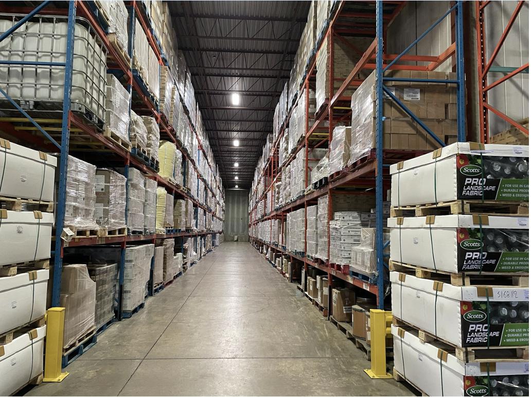 Keele Warehousing and Logistics Goes Green