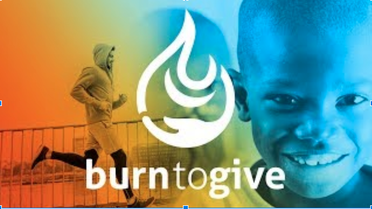 Addressing world hunger through burning calories