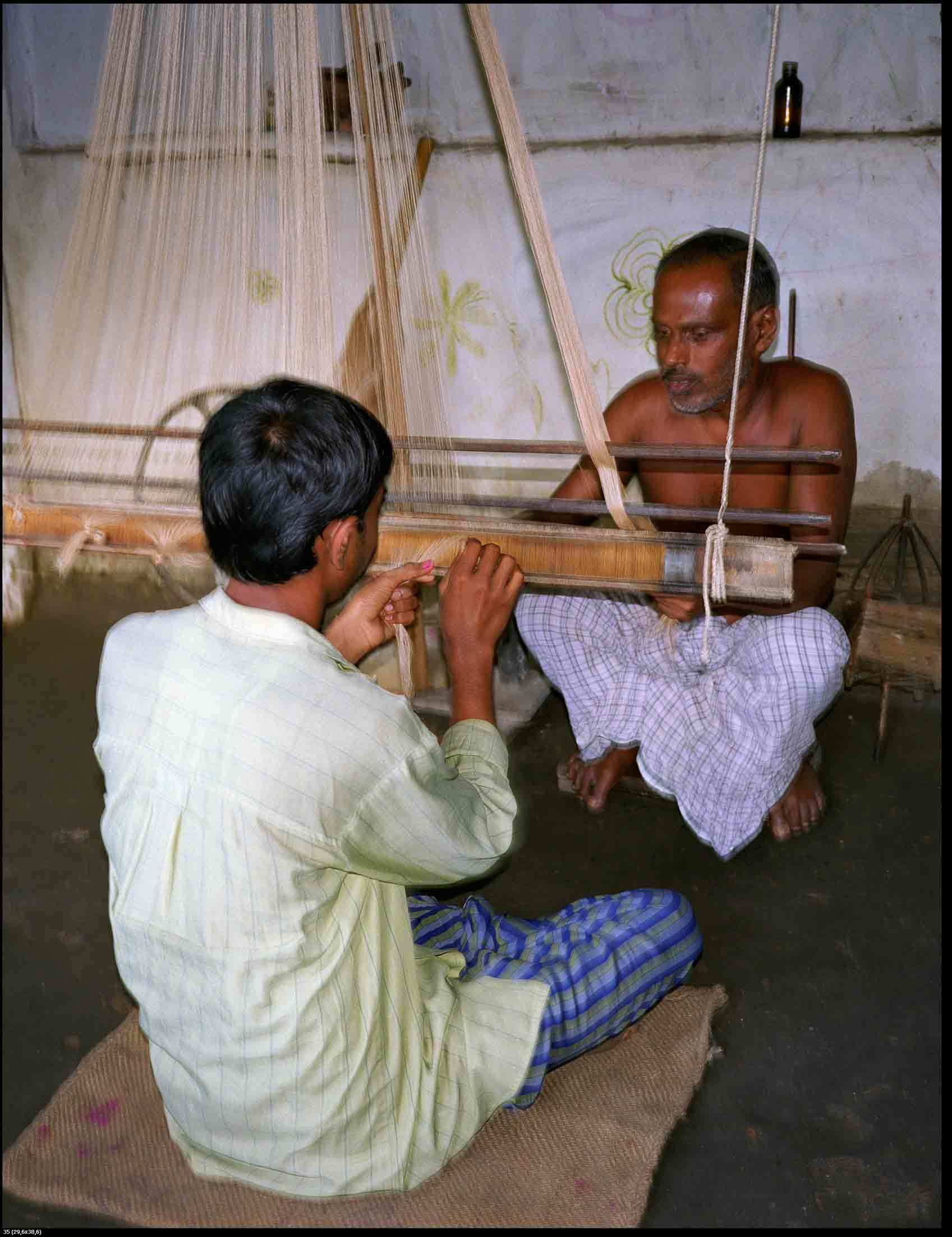 The Story of Artisans and Textiles