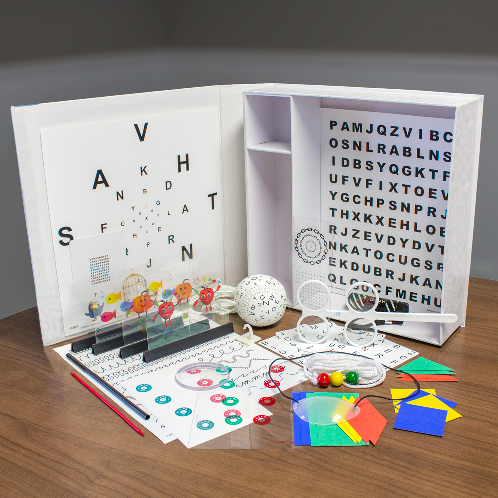 Sight School: How Vision Therapy Shapes Education