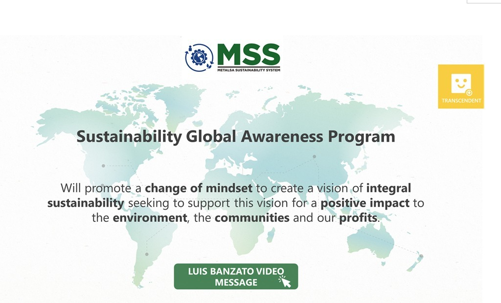 Metalsa Sustainability Global Program