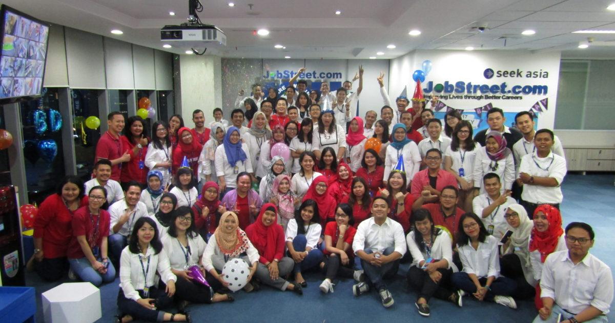 Aim2flourish A Job For Every Indonesian