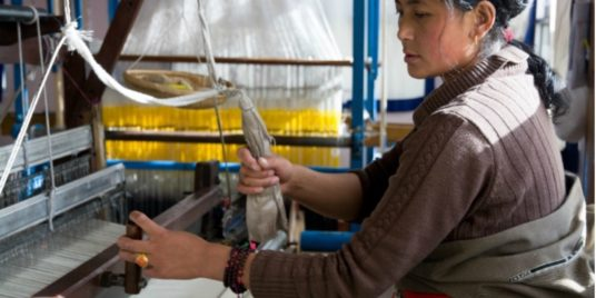 Sustainable Luxury from the Tibetan Plateau