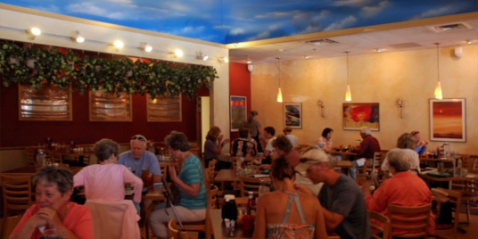 Blue Sky Cafe: Where Good Food Builds Community