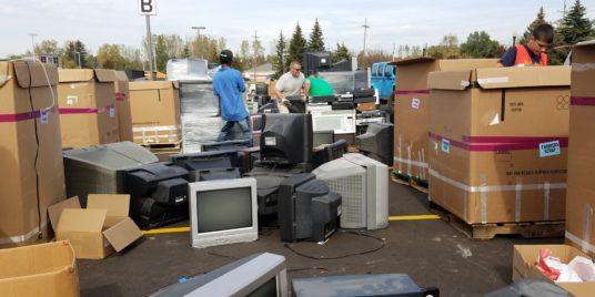 Community-Driven Electronics Recycling