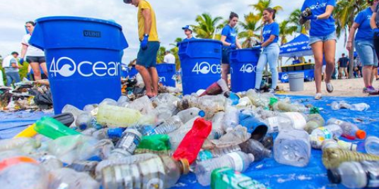 Creating a More Sustainable World, One Pound of Plastic at a Time