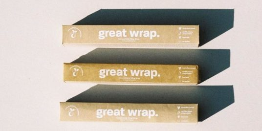Biodegradable and Compostable Cling Wrap