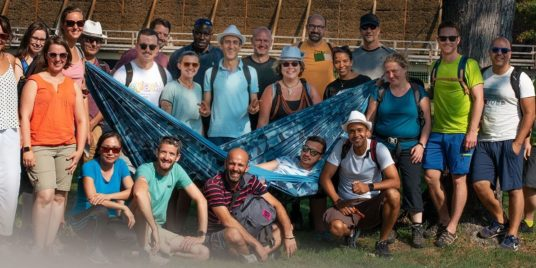 Sustainable siesta - organic hammocks