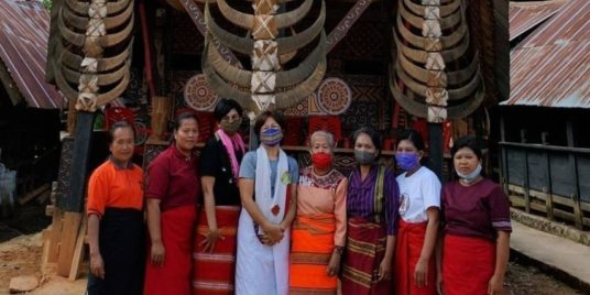 Women Empowerment Through Traditional Weaving